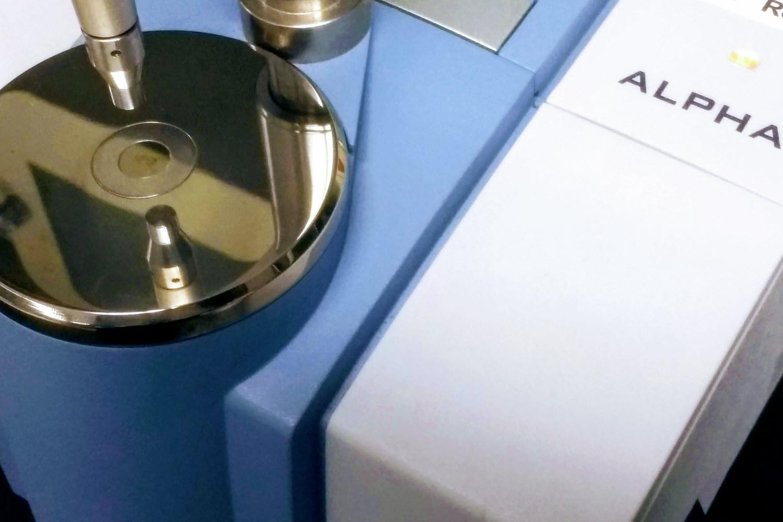 BRUKER ALPHA FTIR Spectrometer