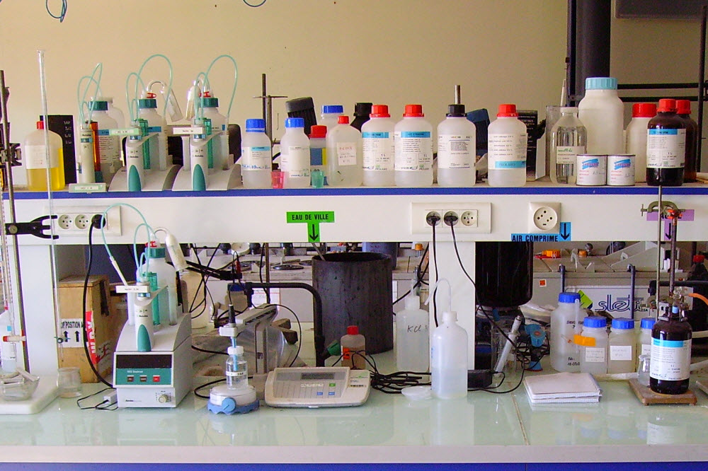 General Chemistry Laboratory, SCI B20