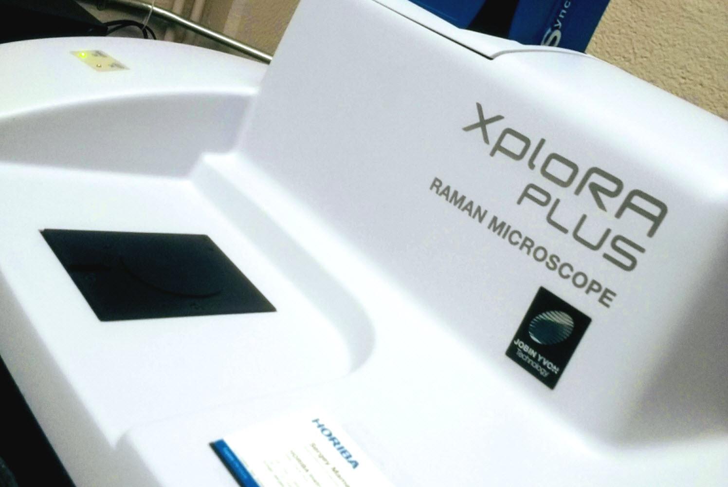 HORIBA XplorA Plus Raman Microscope