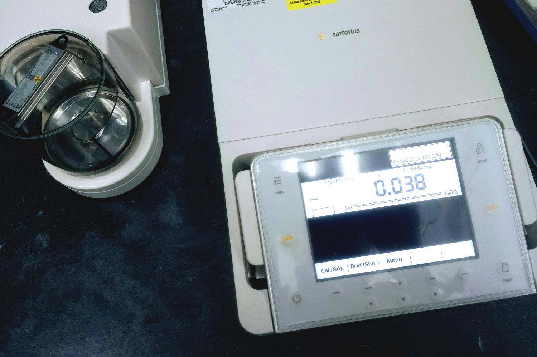 SARTORIUS Ultra Microbalance