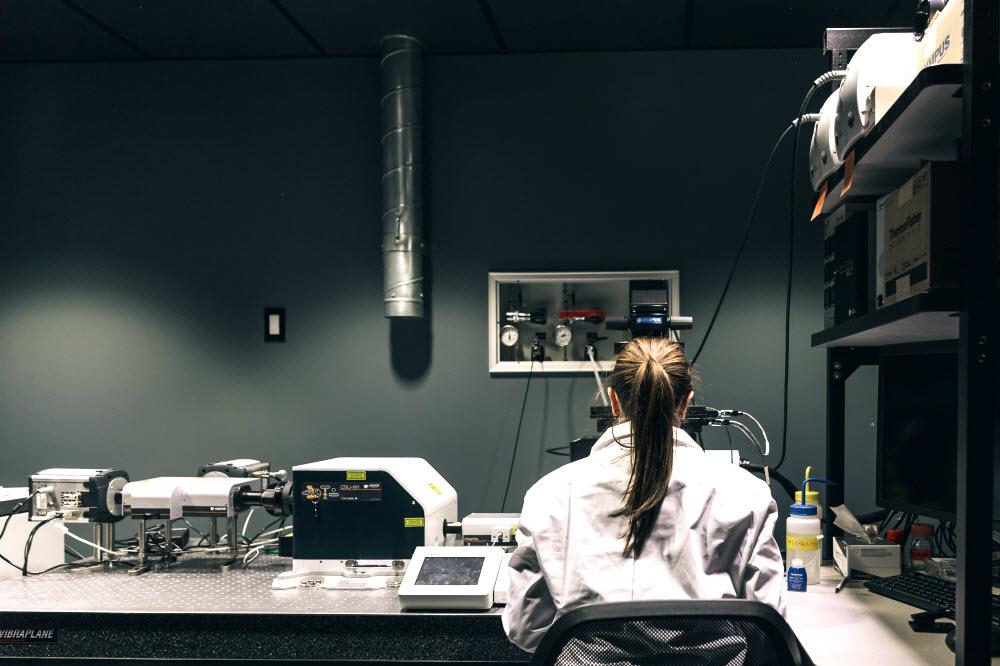 Mass Spectrometry Laboratory, SCI 319